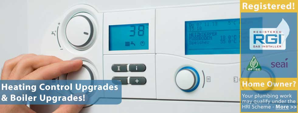 Heating Controls Upgrade