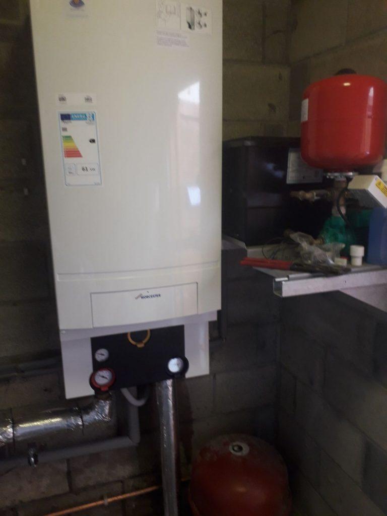 Worcester Boiler Installation Dublin